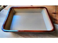 Large T.G Green Cooking Dish, Ovenware, Kitchenware Tray