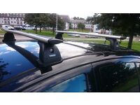 Thule roof bars for astra h / mk5