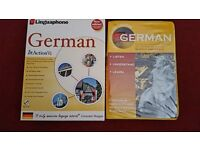 Why not learn German - 2 lots of learning German Language Cd's - Linguaphone