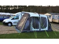 Oxygen Movelite 3 Driveaway Air Awning and groundsheet