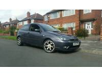 FORD FOCUS 2.0L ST 170 BHP VERY FAST NICE CONDITION LONG MOT 550 ONO