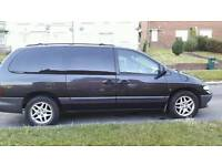 Grand voyager 7 seater