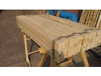 Fence Boards. Can be used for shed construction too.