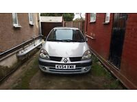 Renault Clio 1.1 2004 FOR SALE