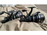 Shimano st 6000 baitrunners with original boxes
