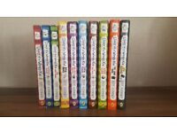 """10 Books from """"Diary of a Wimpy Kid"""" Series"""