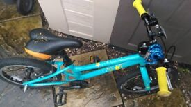 Carrera Star: Lightweight Child's Bike - Top Quality, Excellent Condition