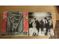 Fleetwood Mac LPs x 4 plus Lindsey Buckingham x 1