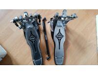 Tama/ Mapex double pedal