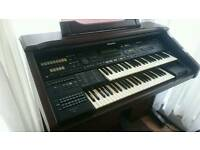 Technics G3 double manual organ