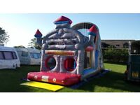 Bouncy Castle Hire North East - From just £45 - Great Range of Inflatables - Friendly & Reliable