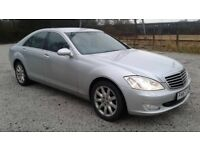 57 MERCEDES S CLASS 3.0 S320 CDI 7G-TRONIC 4DR LOW 105K DOCTOR OWNED FULL MOT...