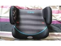 Topo child's car booster seat