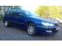 Peugeot 406 hdi Estate car Full mot Excellent drives cheap to run Hpi clear Clean car bargain price