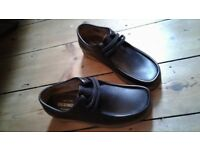 Brand new Sebago Koala real leather shoes, Made in Portugal, Men size UK8 to 9