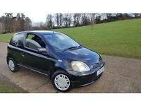 TOYOTA YARIS 3d AUTOMATIC, 1 YEAR MOT(NO ANY ADVISORY), LOW MILEAGE, VERY GOOD DRIVE,CHEAP TAX AND