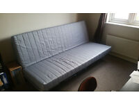 "Ikea Sofa Bed ""Beddinge Lovas"" Three Seater with Upgraded Matress."