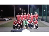 Men's 8 Aside Football Team Looking For Players (Sunday Night, Age 30+)