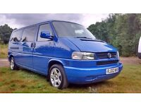 Volkswagen Caravelle 2.5 TD Bus 5dr (LWB)(9 Seats) FSH , New Cambelt , Air Con