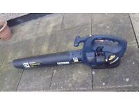 Pro performance petrol blower vac 224cc