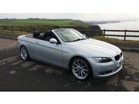 Rare BMW, 320d, Convertible, 2010, FSH, 65mpg, 81k Miles