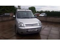 2005 Citroen Berlingo Multispace | Van with rear seats | £950 ovno