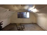 Garage Workshop storage Studio to rent, yard, camper conversion, racing, caravans, bikes