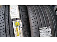 275 40 18 2 x tyres DUNLOP SP. Sport MAXX GT RUN FLAT