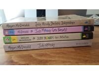 """Judy Moody"" books"