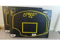 Basketball hoop set brand new in box 2 available