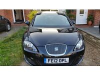 2012 Seat Leon 1.6 TDI Ecomotive CR S Copa £0 Annual Tax