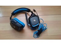 Gaming Headset Logitech G430 with 7.1 Dolby Surround for PC and PS4