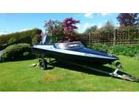 Marina speedboat