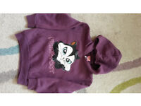 Girls jumper 7-8y