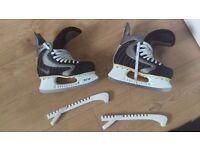 Ice skates- nike ignites