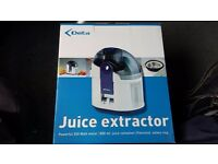 Brand new juice extractor