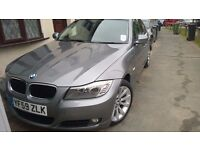 2010 BMW 318i SE BUSINESS EDITION START/STOP navigation SAT NAV, Leather, PX swap part exchange