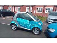 2004 Smart ForTwo Cabrio, Quality mods... Swap/ px