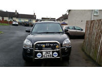 jeep 4x4 Hyundai Tucson 2.0 l diesel (not mercedes,bmw,toyota) good for farmer