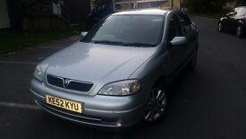 Vauxall astra sri good car very cheap because kwick sale