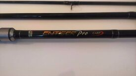 Abu Garcia 12ft carp rod 2.75 tc never used 3piece