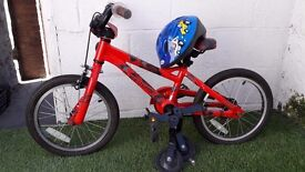 Childs specialised bike