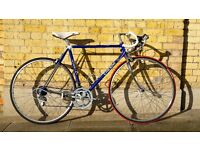 1980s Chesini Arena vintage road bike for sale in great condition