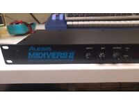 Alesis Midiverb II - Rack Effect Processor