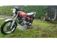 1978 Honda CB250 T Dream