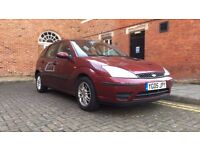 2005 FORD FOCUS 1.6, MOT - MAY 2018, FULL SERVICE HISTORY, RELIABLE