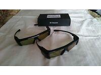 Samsung 3D glasses Model SSG_3100GB