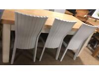 Grey chair £80 each