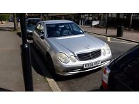 Mercedes E270 Avantgarde 2.7l, Excellent Condition, No Faults, Sat Nav £3,450