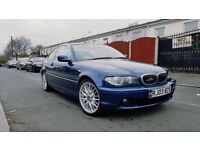 LPG - PETROL RUNNING BMW 3 Series 2.2 320 Ci 2dr 2003 , Coupe, automatic full year mot